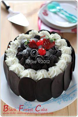 38 best kue ultah images on Pinterest Birthday cakes Desserts