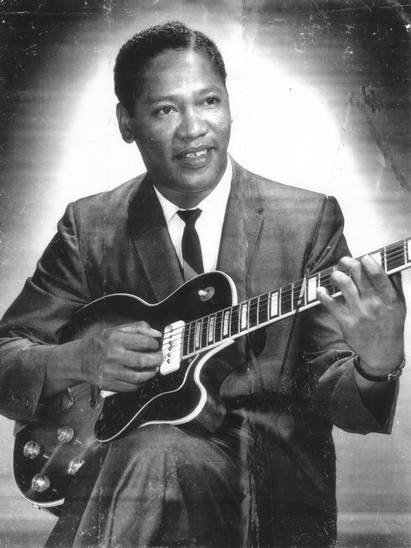 Ernest Ranglin- guitarist - ska, jazz and blues from Jamaica