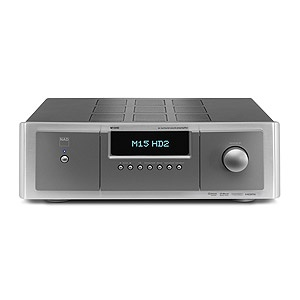 NAD - M15HD2 - Master Series - Surround Sound Preamplifier - After spending $4500, you'd hope using the MDC wasn't really necessary for a long, long, long time. However, keeping amps and processing separate is a sexy idea for signal isolation and purity