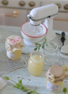Cynthia's Cottage Design- tiny mixer!