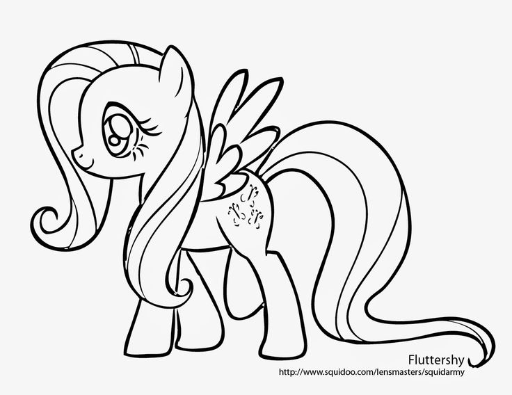 My Little Pony Coloring Pages Photos Images