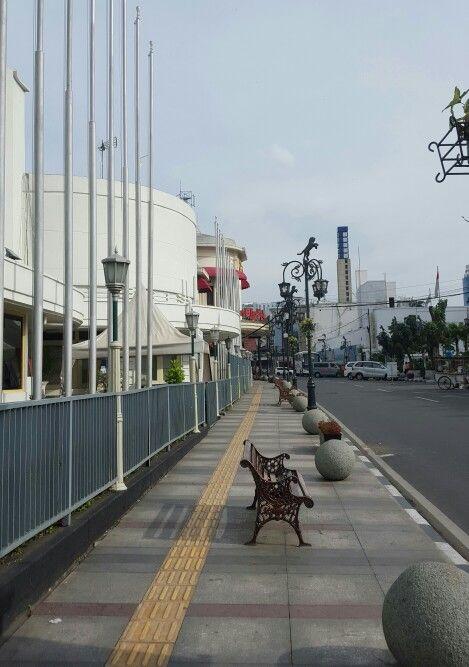 Jalan Braga Bandung - Jawa Barat