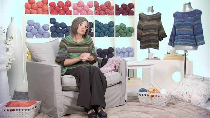 Realizzare uno scialle a maglia/1 Presenta Emma Fassio