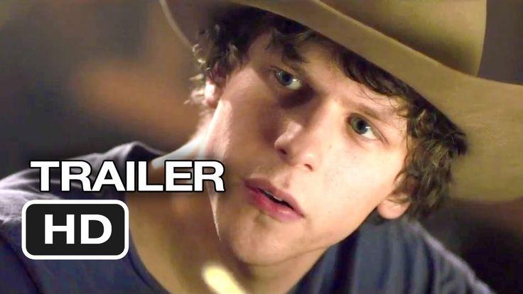 I like this...Free Samples Official Trailer #1 (2013) - Jesse Eisenberg, Jess Weixler Movie HD