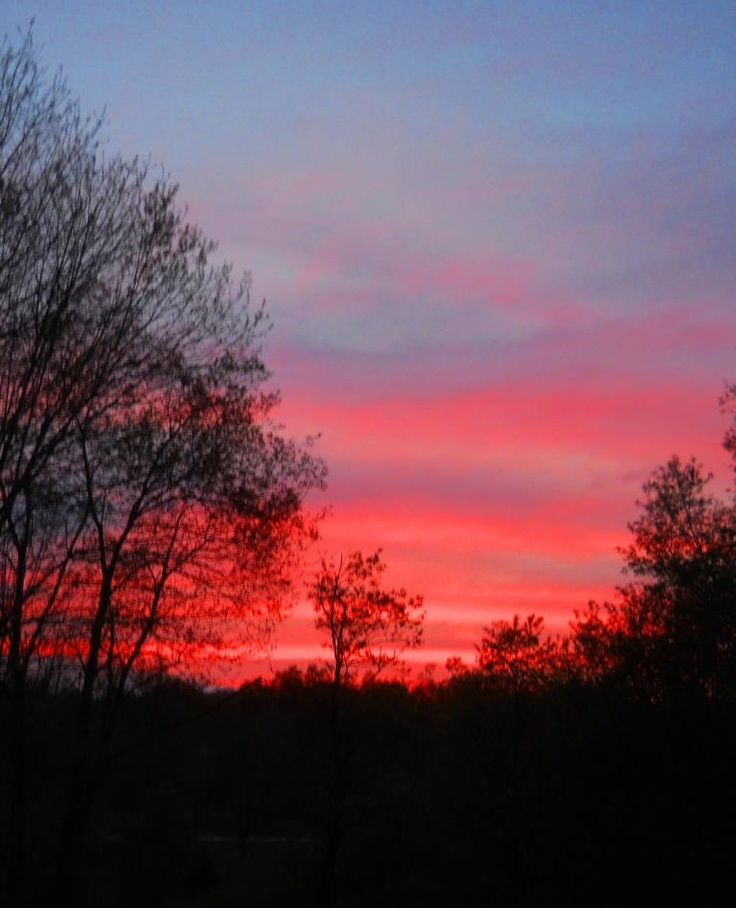 5/5/12 - Sunset from viewer Robertta T.