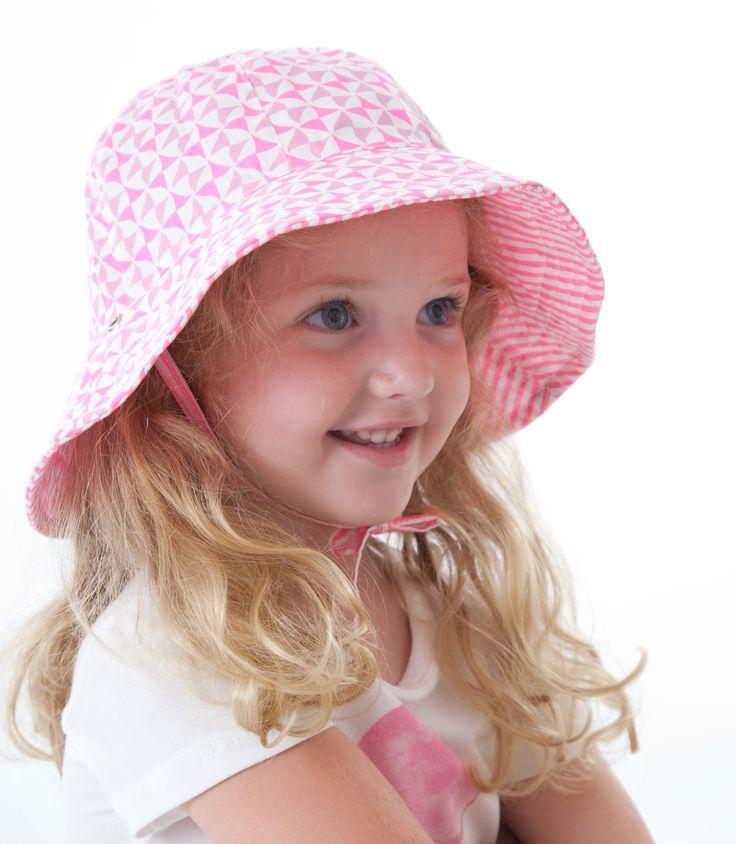 Olivia Reversible Sunhat