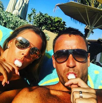 Chelsea captain John Terry shares sexy photo of his wife as they enjoy sun soaked Dubai holiday (Photos) - http://www.thelivefeeds.com/chelsea-captain-john-terry-shares-sexy-photo-of-his-wife-as-they-enjoy-sun-soaked-dubai-holiday-photos/