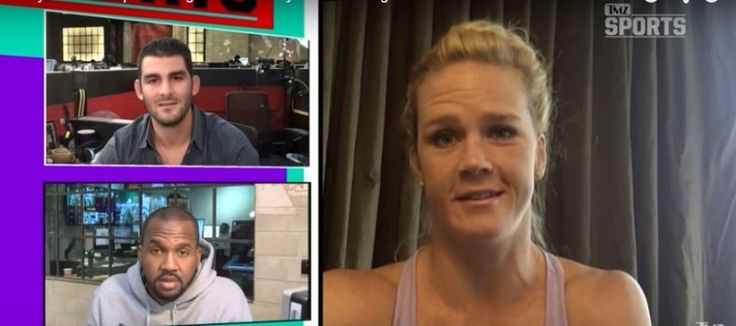Floyd Mayweather and Holly Holm Defend Ronda Rousey After Her UFC Title Loss