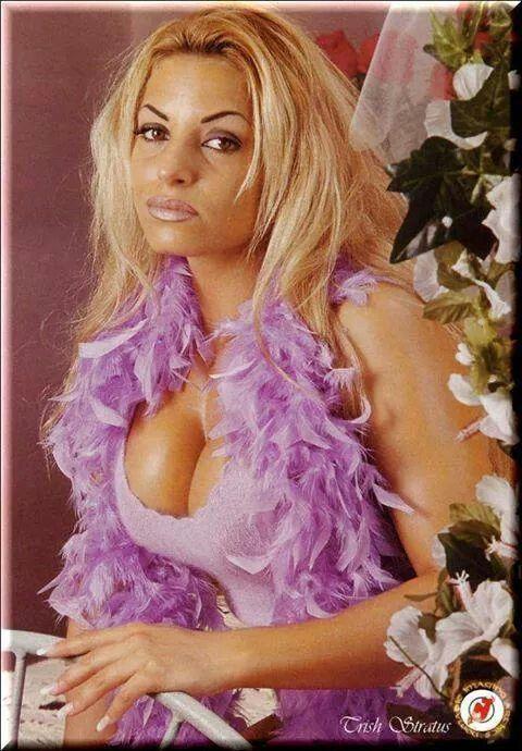 Trish Stratus WWE 20th Anniversary Celebration in LA