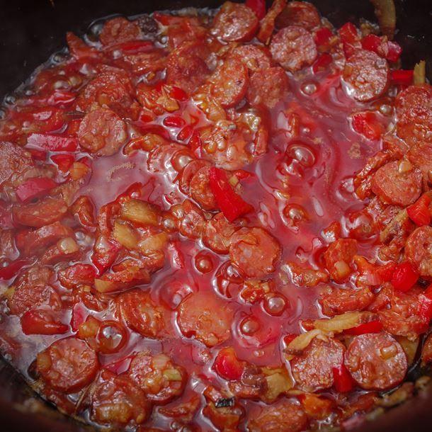 Les 25 meilleures id es de la cat gorie rougaille saucisse - Cuisiner des saucisses fumees ...