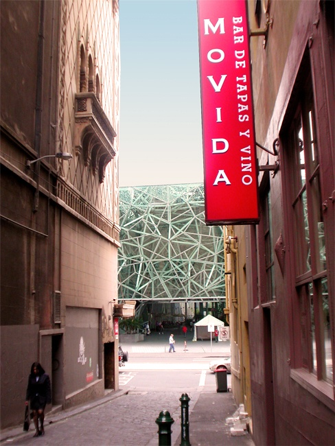 Movida - great restaurant but casual little tapas bar attached (don't take reservations so be prepared to wait &/or share table) is fantastic too!  Love waiting at the bar & watching the chefs!