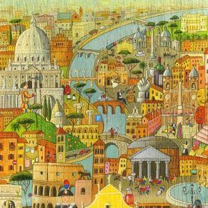 stefano magnanni udine italy map - photo#37