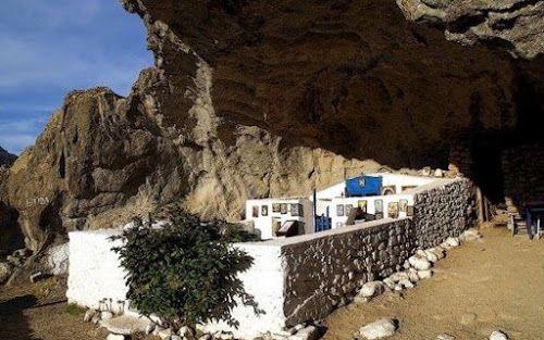 Roofless Chapel   Smile Greek