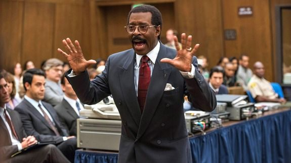 'American Crime Story' scene-stealer Courtney B. Vance on playing polarizing Johnnie Cochran