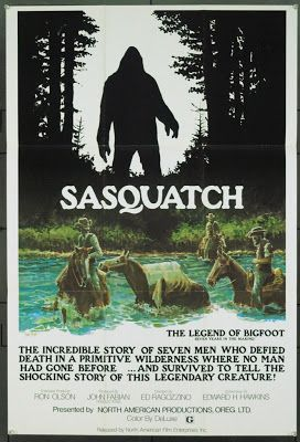 Sasquatch in The Seventies: A Bigfoot Movies Primer | Forces of Geek: the only pop culture site that matters
