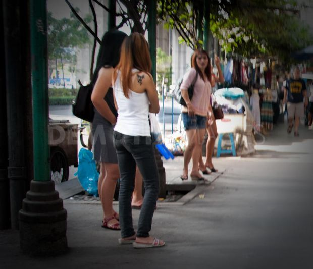 Prostitute warsaw