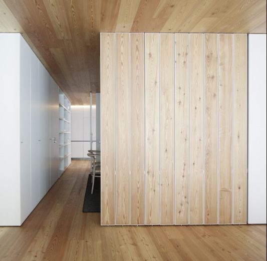 wood for room partition 6