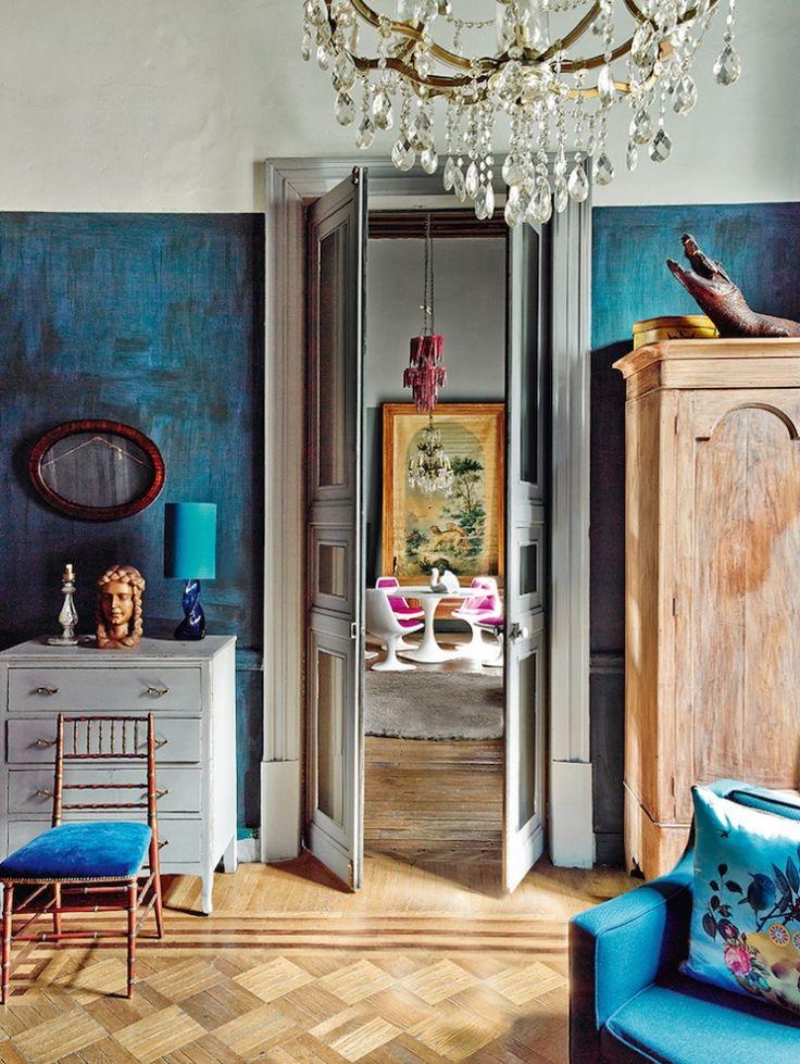 17 Best Ideas About Royal Blue Walls On Pinterest