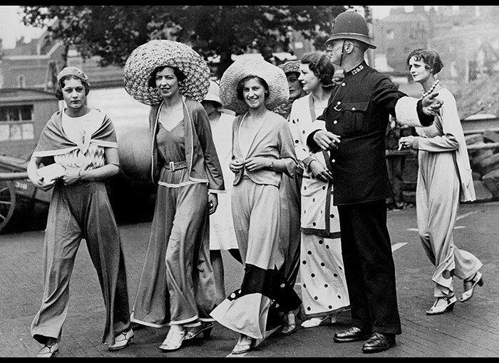 Hur man åldersbestämmer vintagekläder - del 2 #ElsaBillgren #vintage #kläder