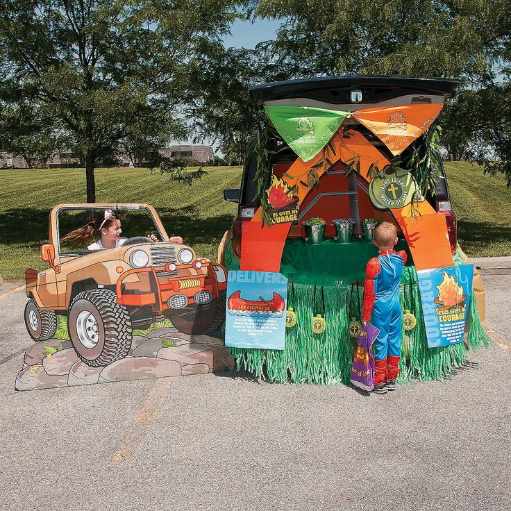Quick Decorating Ideas: 48 Best Trunk Or Treat Ideas Images On Pinterest
