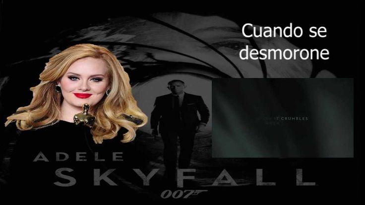 Adele - Skyfall - Lyrics y Traducción al Español