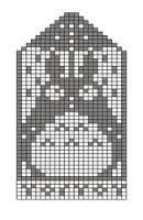 knit chart totoro - Google-haku