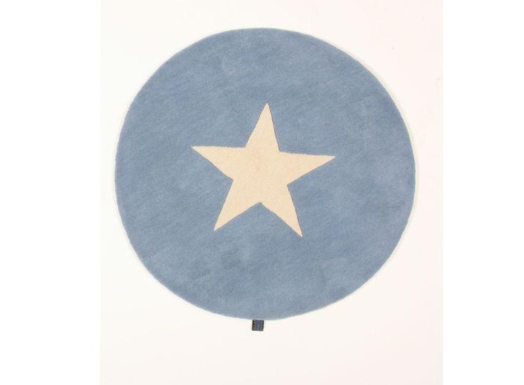 Star matta ull, stor - Bonti  Comes in two sizes