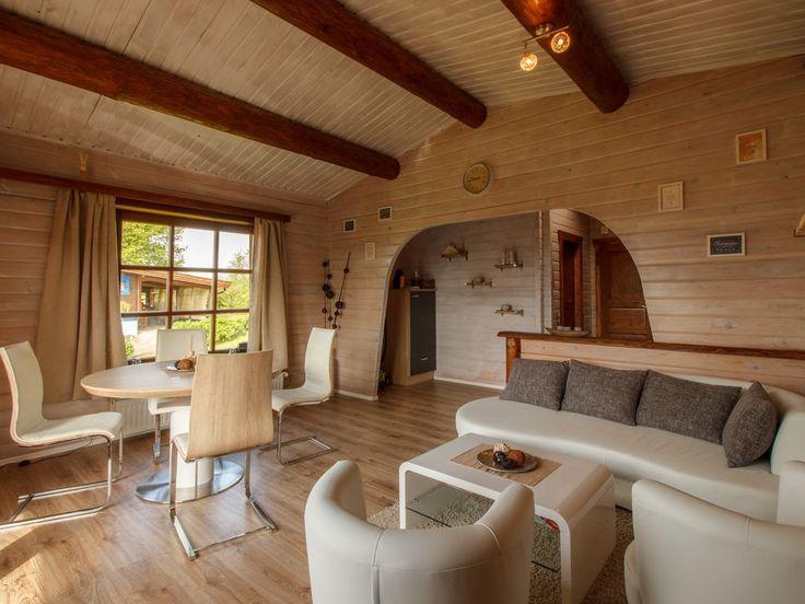 Ferienwohnung Tyler | FeWo Direkt Kanadisches Blockhaus Modern