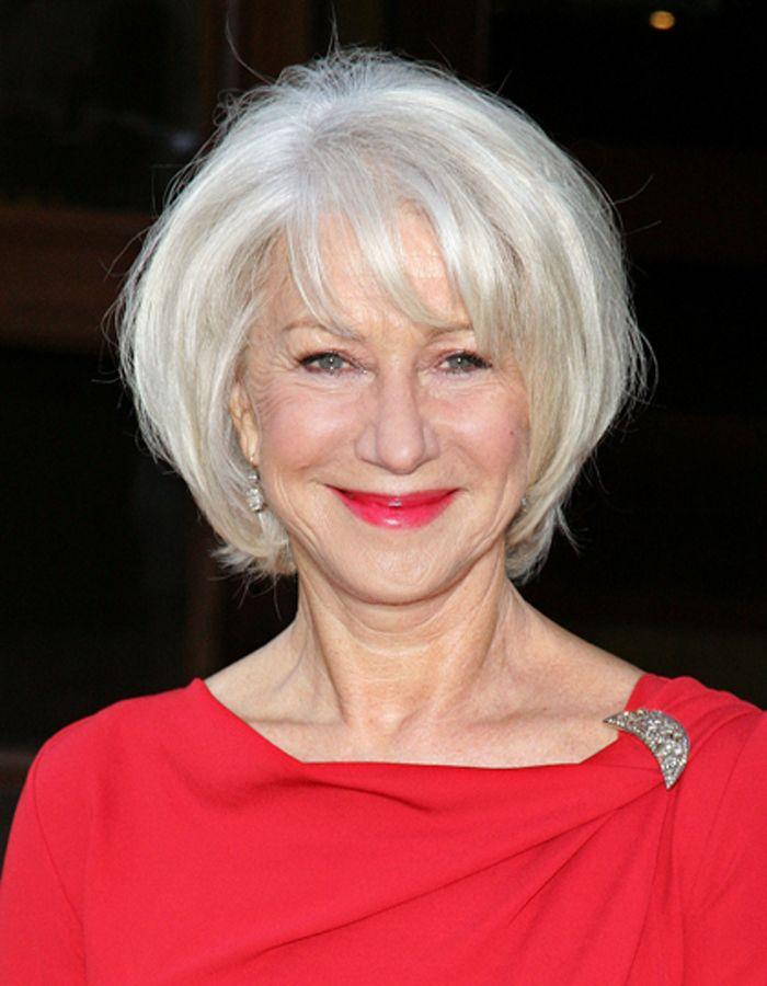 Best 25 Hairstyles for older women ideas on Pinterest  Older women hairstyles Hair styles