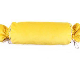 Yellow Candy Pillow Spring Pillow Handmade Pillow Designer Pillow High Quality Pillow Bedding Decor Pillow Pillowcase Pillow Cushion -    Edit Listing  - Etsy