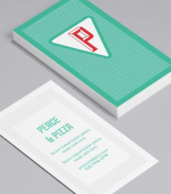7 Best Business Cards Images On Pinterest Business Card Design