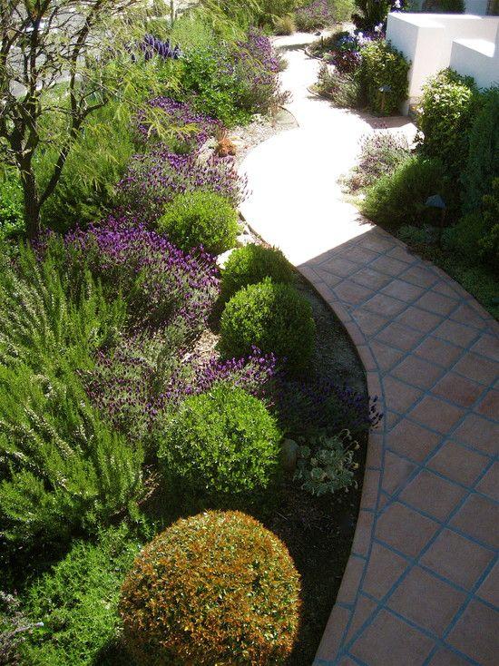145 best images about tuscan garden on pinterest gardens for Tuscan garden design ideas