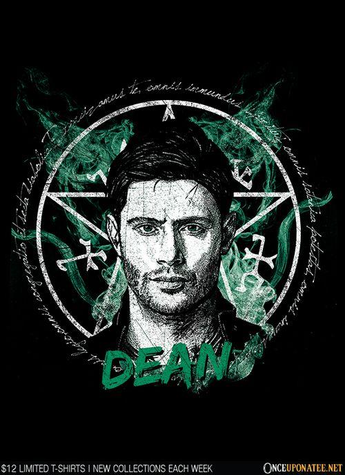 Dean Winchester Fan Art