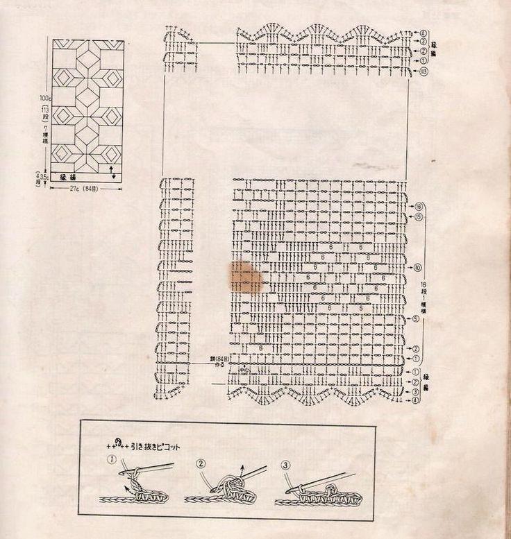MIRIA CROCHÊS E PINTURAS: CAMINHOS DE MESA EM CROCHÊ