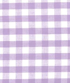 Purple Gingham Tablecloth For Dessert Table :)