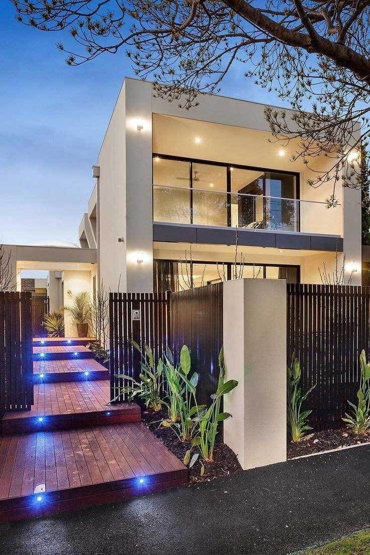 Most Popular Modern Dream House Exterior Design Ideas Efl Lorraine House Exterior House Designs Exterior Architectural House Plans