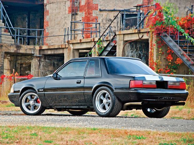1993 Ford Mustang LX - Witness Perfection - 5.0 Mustang Magazine Photo & Image Gallery