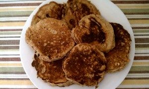 Whole Wheat Chia Seed Pancakes   Bread, Muffins, Scones, Breakfast ...