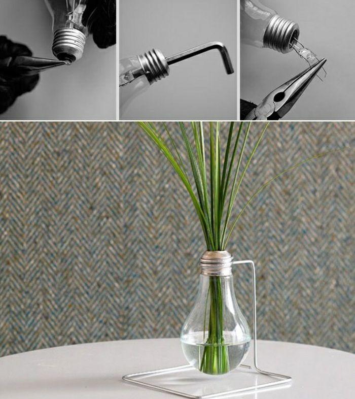 die besten 25 deko gl hbirne ideen auf pinterest gl hbirnen vase diy vintage und diy deko. Black Bedroom Furniture Sets. Home Design Ideas