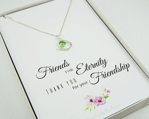 Dainty Necklace Sterling Silver Necklace by SimplicityByAngies