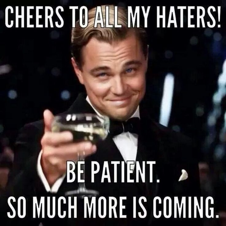 7dcfb4dbef45aaaabae85b200377238b haters meme haters gonna hate meme 13 best wolf quotes images on pinterest epic quotes, funny,Wolf Of Wall Street Memes