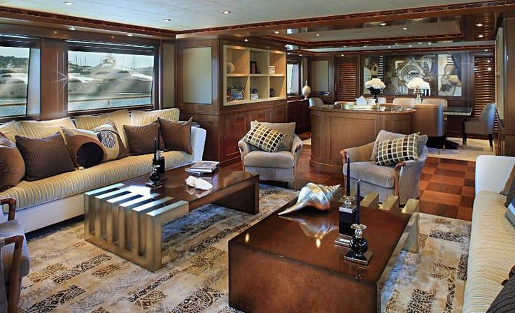 Cantori contract per Yacht