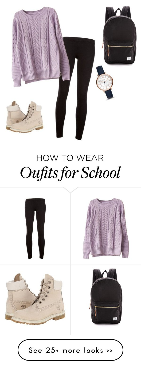 """School"" by httpme on Polyvore"