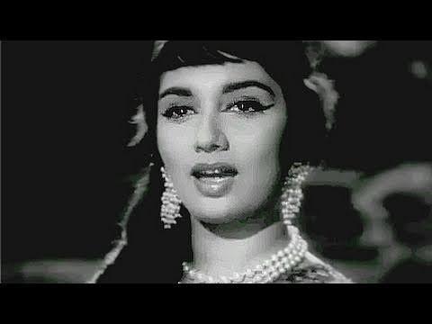 Lag Jaa Gale - Actress: Sadhana, Singer:Lata Mangeshkar, Film: Woh Kaun Thi. Both a beautiful actress and a beautiful song.
