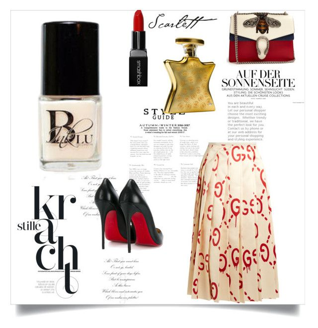 When Blu Ink and Gucci Link Up..... by bluinknailacquer on Polyvore featuring beauty, Smashbox, Bond No. 9, Gucci and Christian. Louboutin.Shop Blu Ink Nail Lacquers Snob Collection. www.bluinknailacquer.com.  #bluinknailacquer #bluinkbaby #snobcollection#teambluinknailacquer  #allthebeatcolors#somanycolors dontgetleftout #getyoursnow #thebestbrand   #girlbossofbluinknailacquer#bluinktakeover#vegan#crueltyfree#excusemyfrench #ifublinkumightmisssomething#9free#ecoconcious#lesstoxic