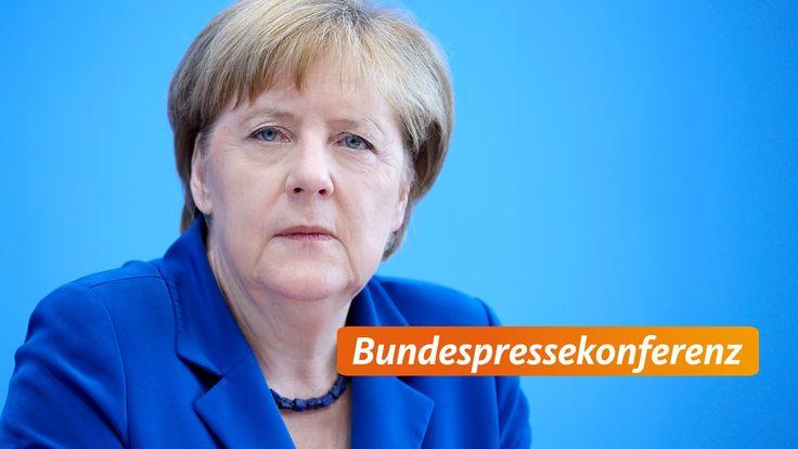 Statement von Angela Merkel in der Bundespressekonferenz vom 28. Juli 2016