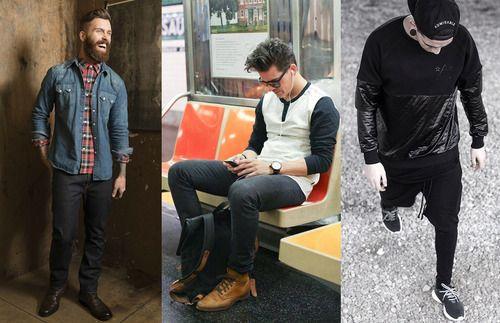 10 reglas de la moda masculina para romper Yes.