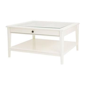 shadow box coffee table for shells