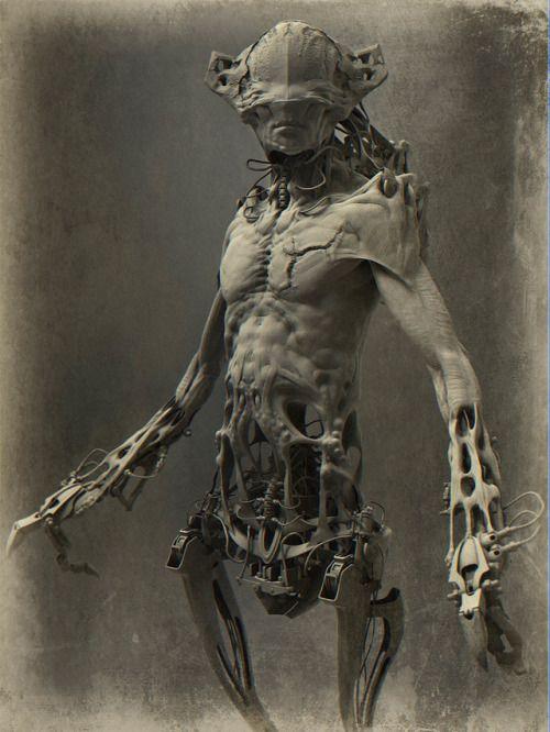 Tamas Kerti, Alien, 2016