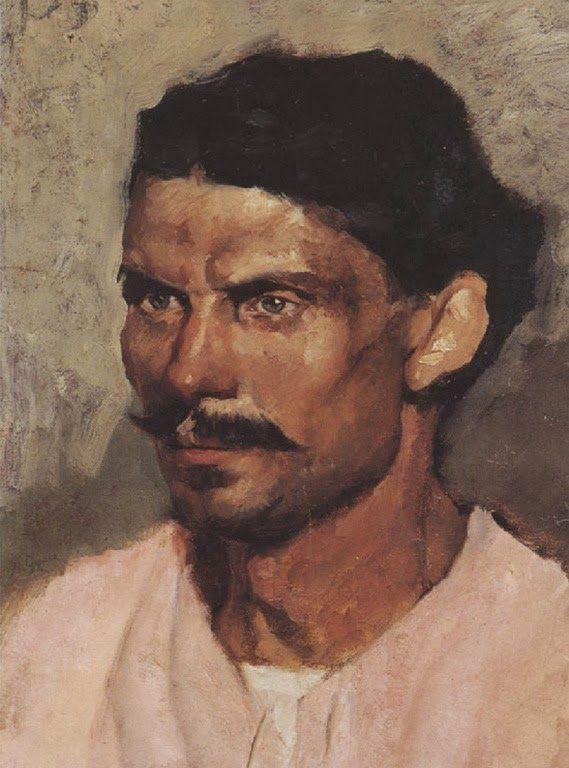 Νικόλαος Γύζης , Αγρότης της Τήνου
